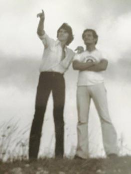 Martin and El Nene