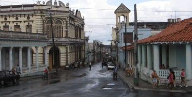 A street of Pinar del Rio.  Photo: opciones.cu