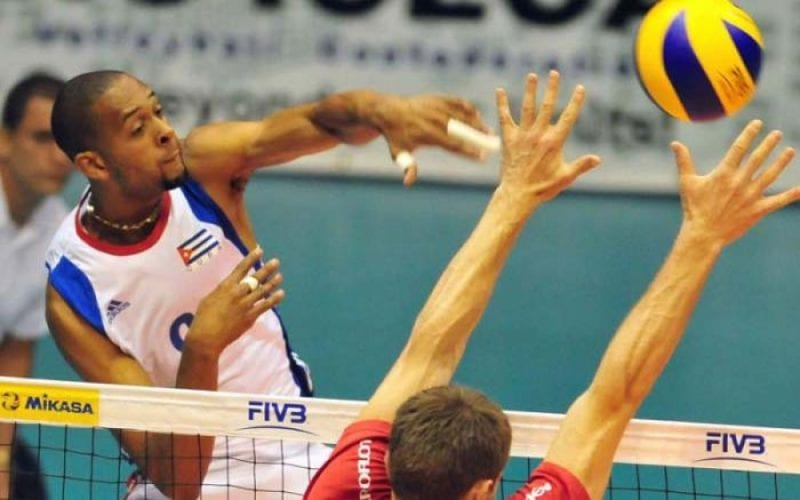 Rolando Cepeda will play in Greece. Photo: cadenagramonte.cu