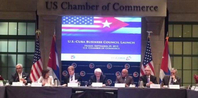 US Cuba chamber of commerce