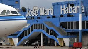 Havana's Jose Marti Airport. Foto: cubadebate.cu