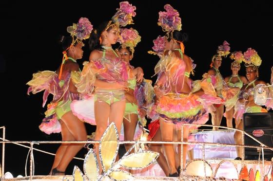 Carnival in Pinar del Rio.  foto: telepinar.icrt.cu