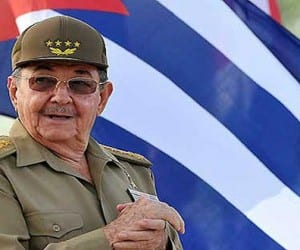 General/President Raul Castro. Photo: cubadebate.cu