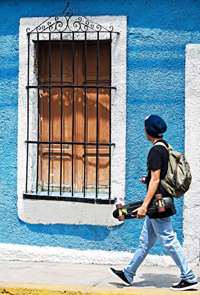 cayapa fotográfica, conovcada por el CENAF, en La Pastora.
