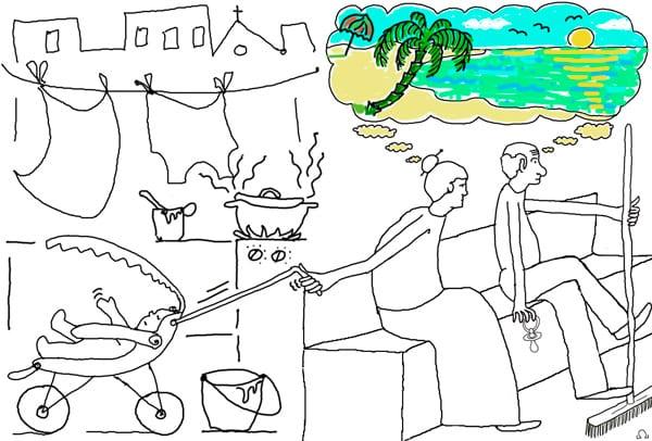 Ilustración por Onel