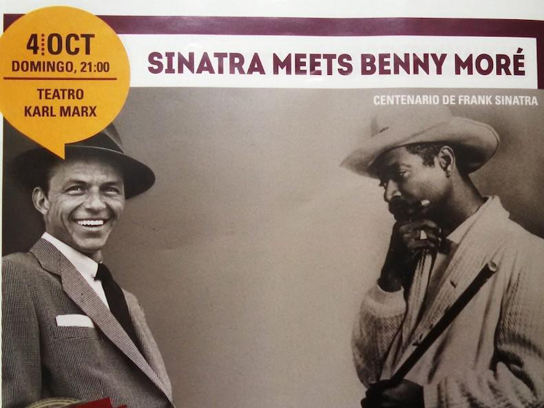 Sinatra y Benny