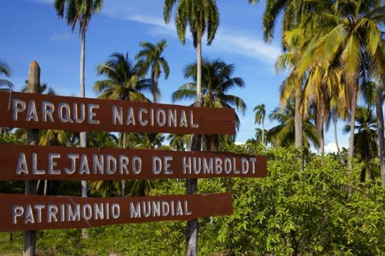The Alejandro de Humboldt National Park. Foto cubahora.cu