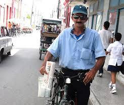 Mailman.