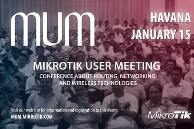 Mikro Tik User Meeting in Havana, Cuba – January 15, 2016 | Havana Times