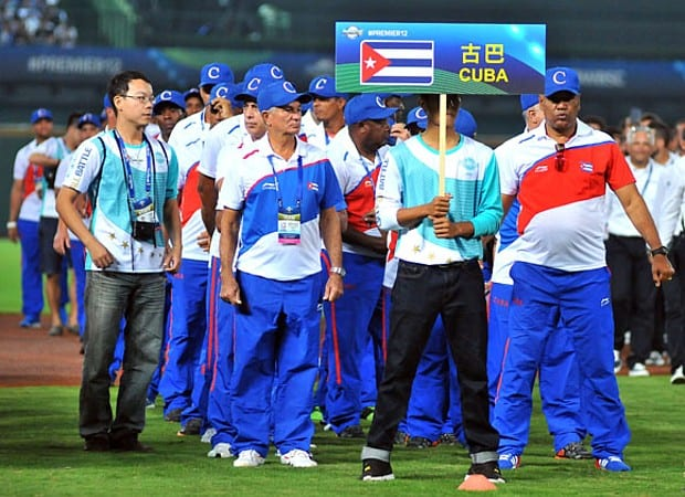The Cuban team finished in 6th place, another dissapointing finish for the once powerful squad.