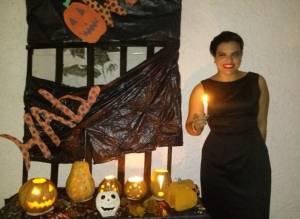 Halloween at the University of Matanzas