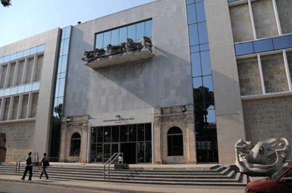The Cuban National Fine Arts Museum. Photo: cubadebate.cu