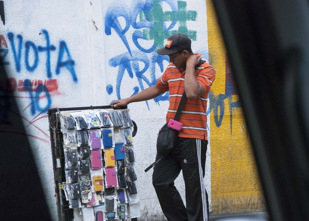 Elections during hard times in Venezuela. Photo: Caridad