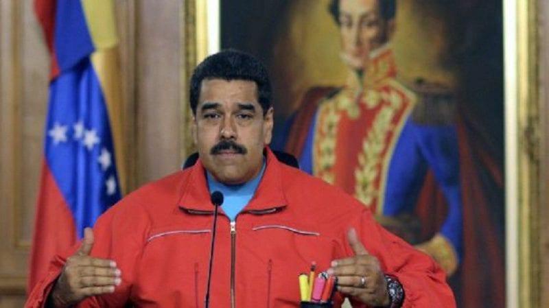 El preisidente Nicolás Maduro después de las elecciones del 6D. foto: telesurtv.net
