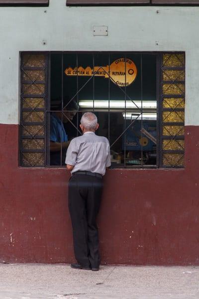 Locksmith. Photo: Juan Suarez