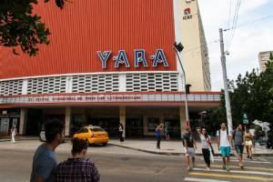 The Yara movie theater.  Photo: Juan Suarez