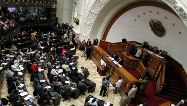 Session of the Venezuelan National Assembly. Photo: AVN