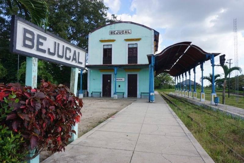 estacion de trenes de bejucal
