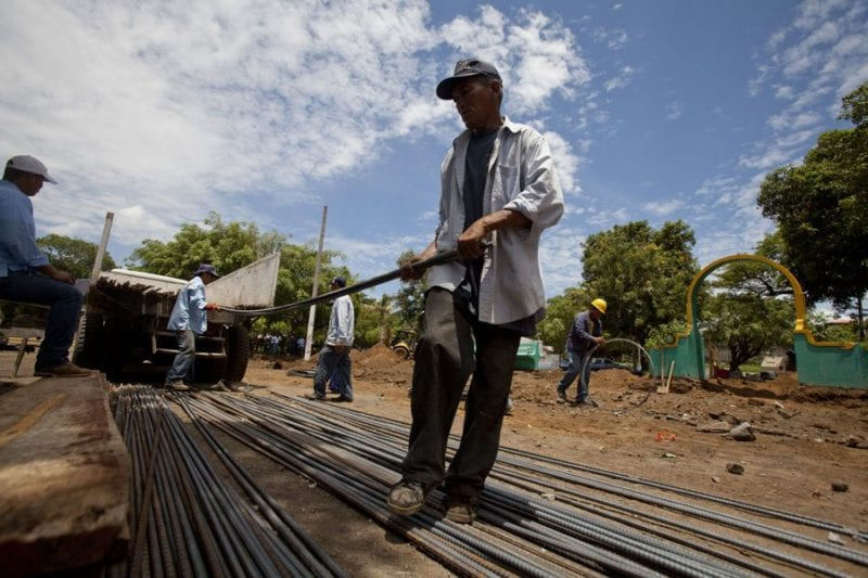 Nicaraguans top concern today is unemployment.