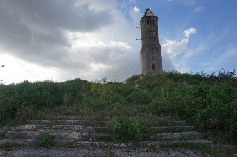 Torre mirador de Bejucal.