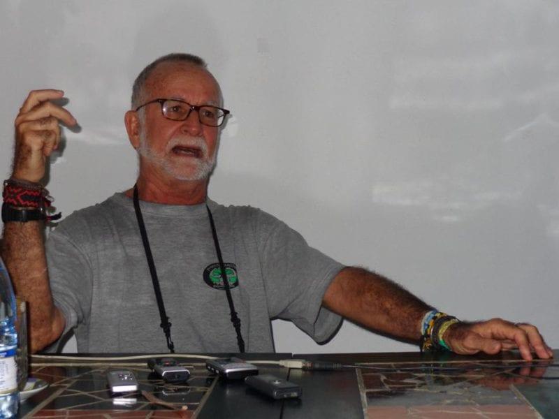 Nelson Herrera Ysla. Foto: cubarte.cult.cu