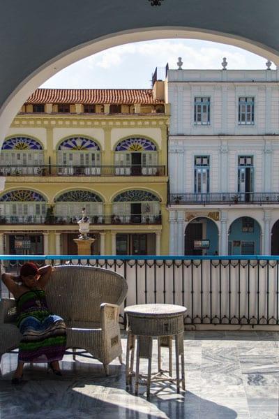 Colonial Havana. Photo: Juan Suarez