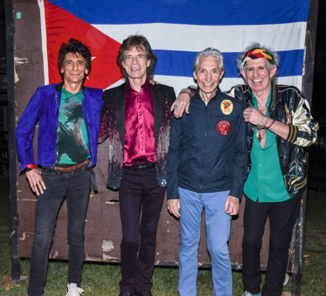 The Rolling Stones met the audience expectations. Photo: rollingstones.com