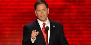 US Senator from Florida Marco Rubio. Stan Honda/AFP/GettyImages)