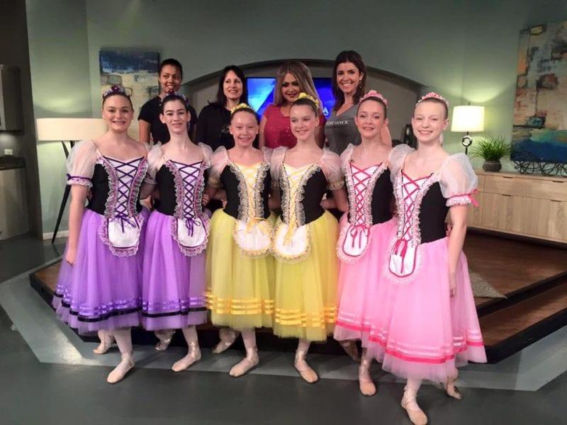 Cuba To Host Dancers From The Quenedit Ballet School Of San Antonio Texas Havana Times