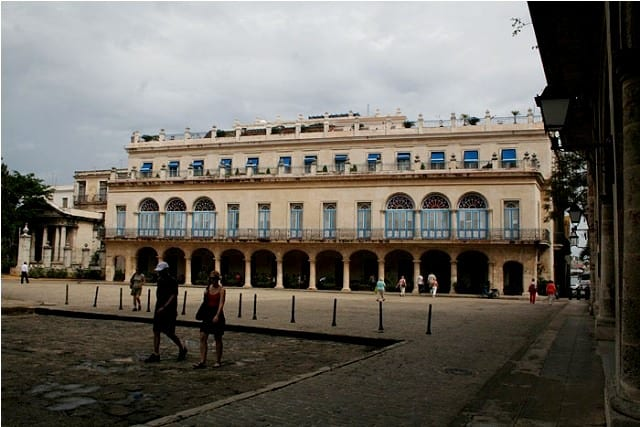 The Santa Isabel is another hotel to be taken over by Starwood.