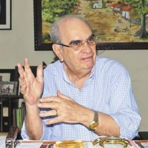 Fabio Gadea Mantilla.Director de Radio Corporacion. LA PRENSA/Maynor Valenzuela