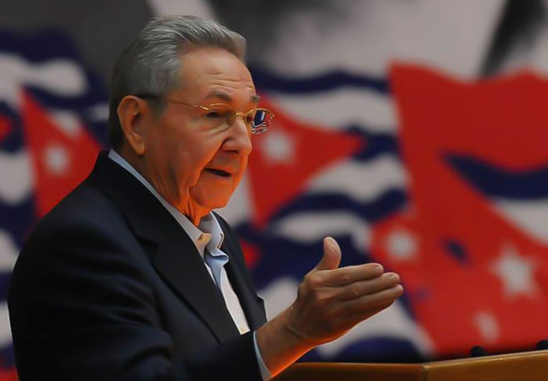 "Raul Castro discarded the possibility of a multi-party system: ""if they managed to tear us apart one day, it would be the beginning of the end for our homeland, the revolution, socialism and the nation's independence."""
