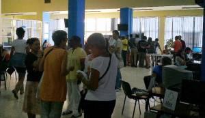 Free Software event held on April 23 in Havana.