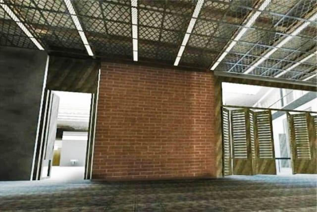Proyecto Secundaria Chullima 1 Cortesia de arquitecta Liset Hernandez Vazquez