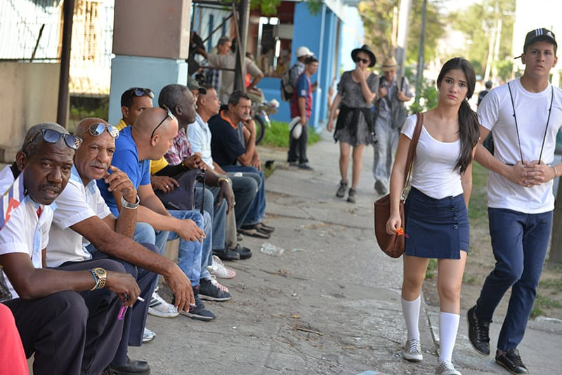 The dreams of young Cubans in 1959 may resemble those of their grandchildren today. Photo: Raquel Perez Diaz