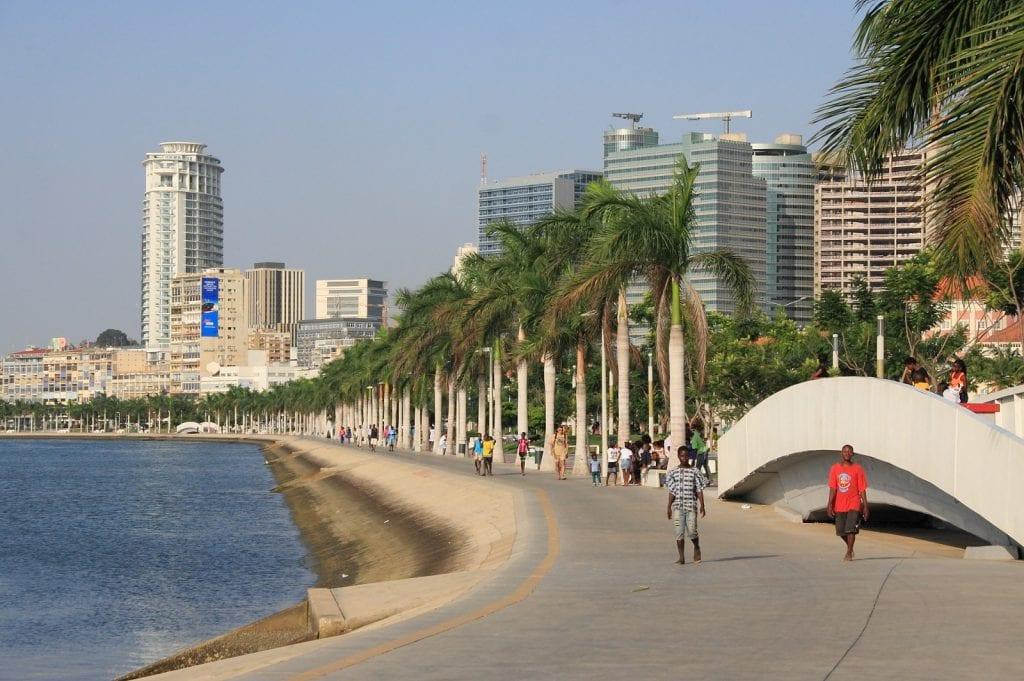 Modern Luanda