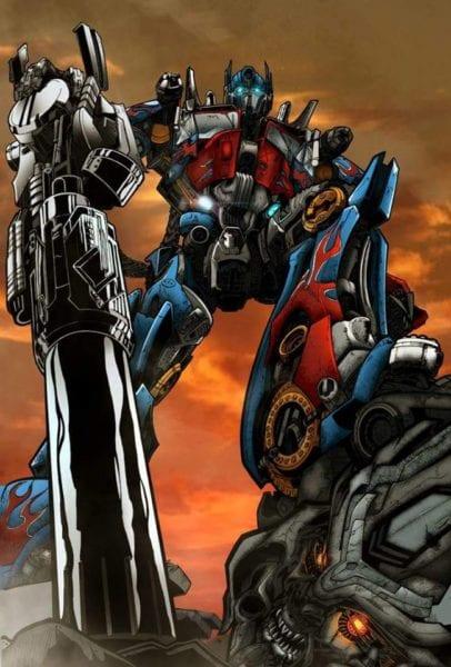 Transformer 5 - 4