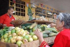 El Trigal formó parte del experimento referido a la comercializaciòn de productos agropecuarios en la capital.