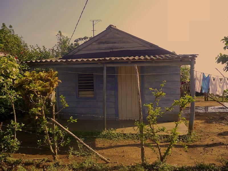 Jorge's house in Candelaria, Pinar del Rio.