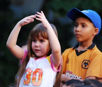 Niños cubanos.  Photo: Caridad