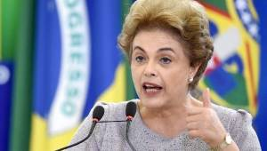 Dilma Rousseff. Photo: telesurtv.net