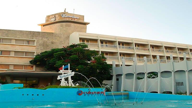 The Comodoro Hotel
