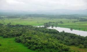 Rama-Kriol territory in southeastern Nicaragua. Foto: END