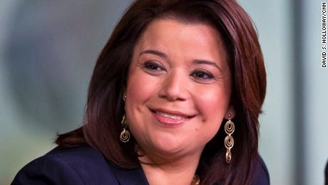 Ana Navarro. Photo: cnn.com