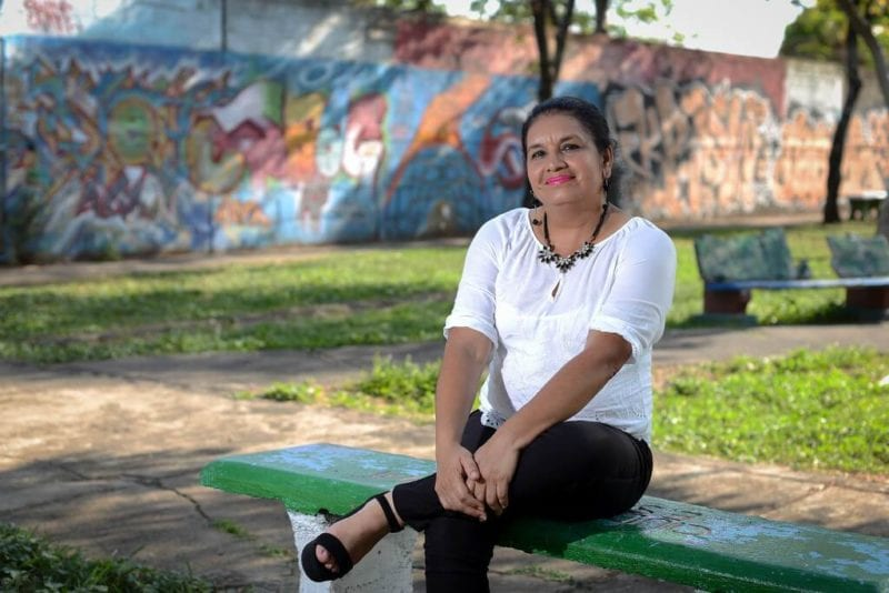 Maria Elena Davila