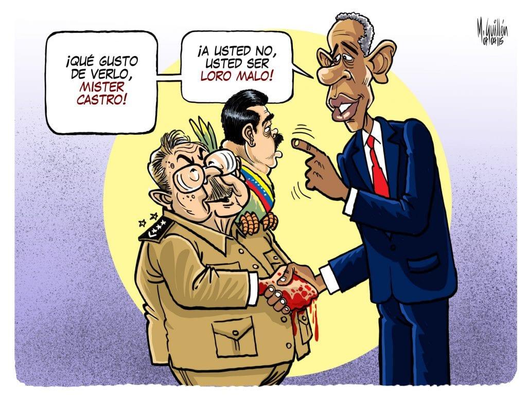 Cartoon by Manuel Guillen/laprensa.com.ni
