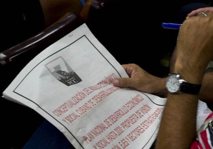 Conceiving Cuba's future economic and social development. Photo: trabajadores.cu