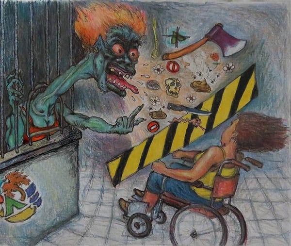 Illustration by Carlos