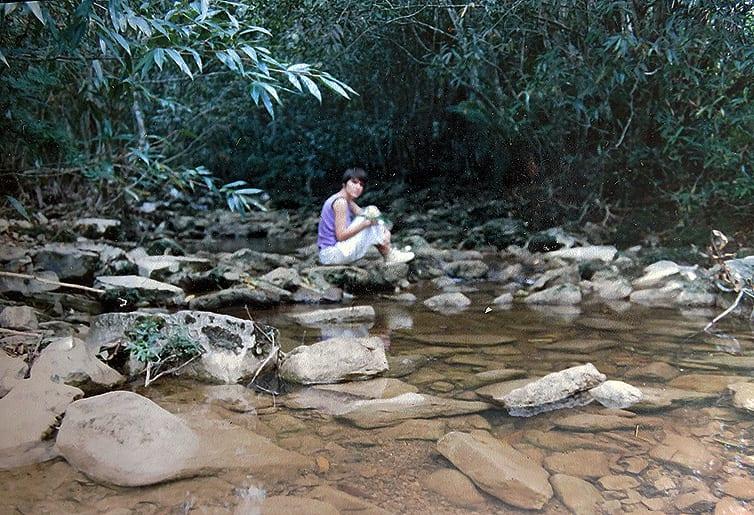 The San Critobal River