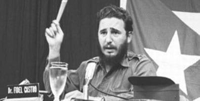 Fidel, juventud rebelde